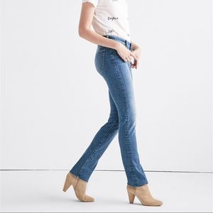 🍁 nwt | lucky brand | mid rise straight jeans
